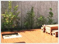 N様邸 : 新築エクステリア&ガーデン工事
