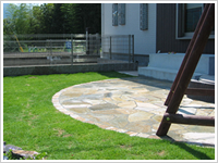 M様邸:ガーデン工事